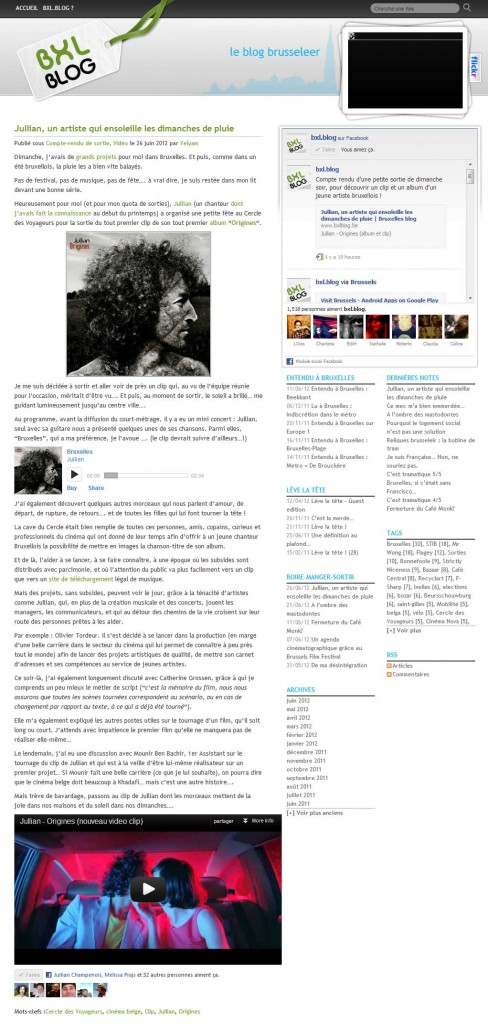 printscreen bxl blog clip Jullian Origines